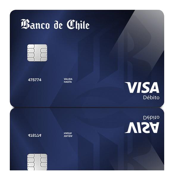 Tarjeta de credito visa banco chile simulador credito hipotecario mexico Habilitar visa debito para el exterior